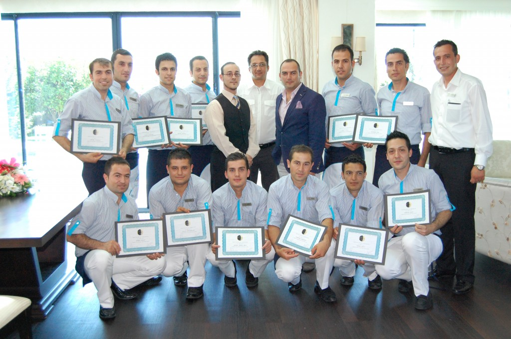 Butlers with Certificates11 1024x680 The beautiful sound of the water in Southwestern Turkey